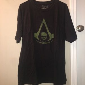 Assassins Creed Black Flag shirt